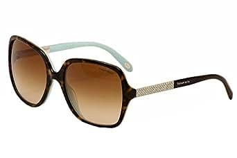 Tiffany & Co. TF4072B Blue/Brown Sunglasses 57mm