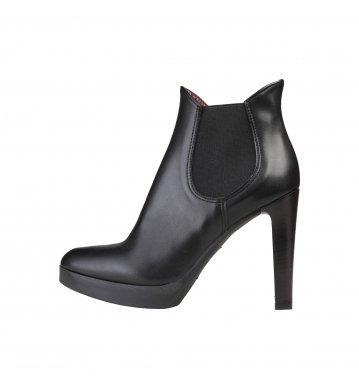 Versace 1969 Abbigliamento Sportivo Men Genuine Leather Italian Ankle Booties 7 US