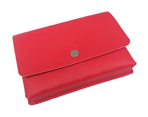 medidos-weekly-pill-tablet-box-red-leatherette-cover