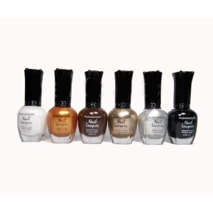 Kleancolor 6 Awesome Nail Lacquers Set 14