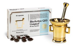 Pharma Nord Bio-Active Q10 Ubiquinol 30 mg - 150 capsules