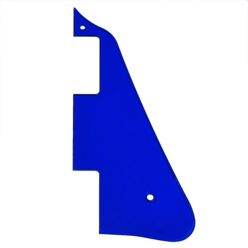1Pc New Blue Mirror Electric Guitar Pickguard For Gibson Les Paul Guitar Replacement