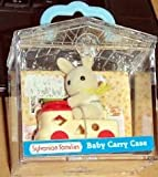 Sylvanian Families Baby Carry Case Bunny