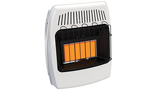 Empire Vent-Free Radiant Heater Natural Gas 18000 BTU, Thermostatic Control (Natural Gas Floor Heater compare prices)