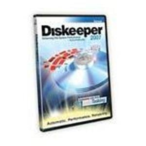 Diskeeper 2007 Svr Upgrade Sngl Lic Pack