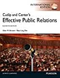img - for Cutlip and Centers Effective Public Relations book / textbook / text book