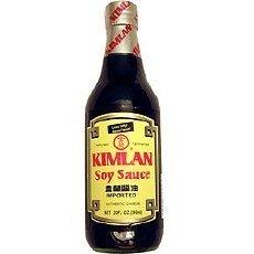 Kimlan Lou Chau Soy Sauce (Dark Soy) - 20 oz.