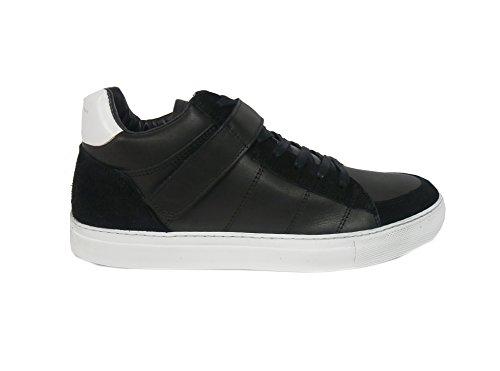 Selected scarpa uomo Drake Midtop Heavy sneaker black 16052965 nr. 44