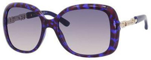 Jimmy Choo JIMMY CHOO Sunglasses WILEY/S 0BMF Havana Violet 56MM
