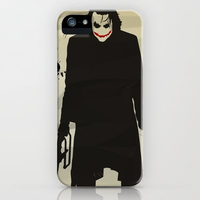 Society6/ソサエティシックス iphone5/5Sケース バットマン ジョーカー The_Dark_Knight: Joker
