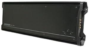 "Kicker 10zx2500.1 2500 Watt RMS Mono Class ""D"" Car Amplifier"