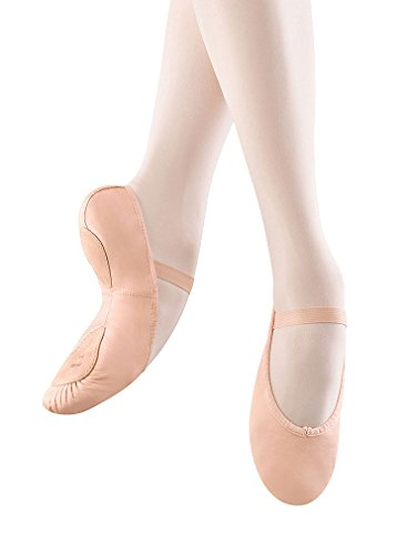 Bloch Dance Dansoft Ii Ballet Flat (Toddler/Little Kid),Pink,1 D Us Little Kid front-549040