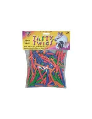 Click to read our review of Rabbit Toys: TREX SM ANIMAL TASTY TWIGS 4OZ