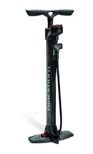 Blackburn AirTower 5 Carbon Fiber Bicycle Floor Pump