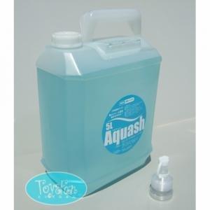 業務用液体歯磨き アクアッシュ 5リットル