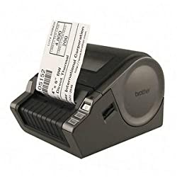 Brother P-Touch QL-1050 Thermal Label Printer - Direct Thermal - 300 dpi
