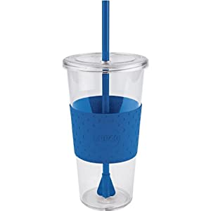 Copco Sierra 24-Ounce Cold Tumbler, Royal Blue
