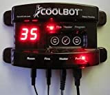 CoolBot Walk-In Cooler Controller for window air conditioner