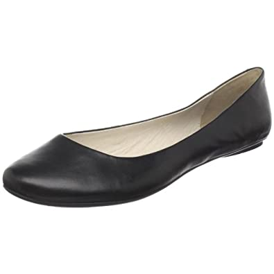 Kenneth Cole REACTION Women's Slip On By Ballet Flat,Black,5 M US