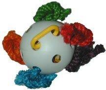 Super Bird Creations Stuffed Whiffle Bird Toy