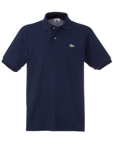 "Lacoste Piqué Polo ""Color Navy Size L"""