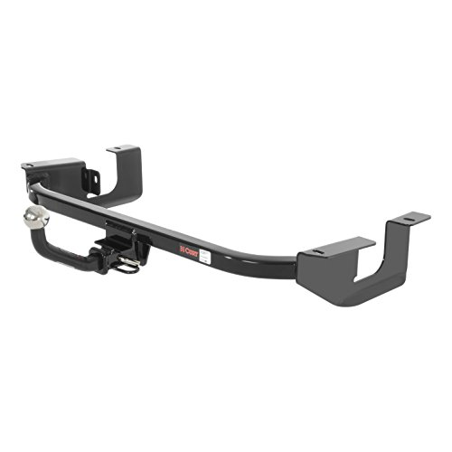CURT 110552 Class 1 Trailer Hitch, 2 Euromount, Pin and Clip curt simmons ssat and isee for dummies