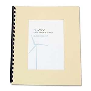 GBC 100% Recycled Paper Covers
