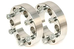 Trail-Gear Toyota Wheel Spacers – 1.50″ Wide 6X5.5