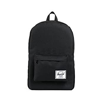 Herschel Supply Classic Backpack Black, One Size