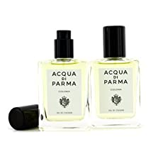 Acqua Di Parma Colonia Eau De Cologne Travel Spray Refills For Men 2X30ml/1Oz