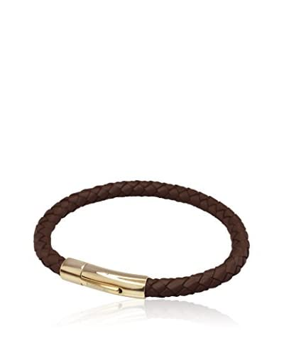 Lambretta Pulsera Braided Leather
