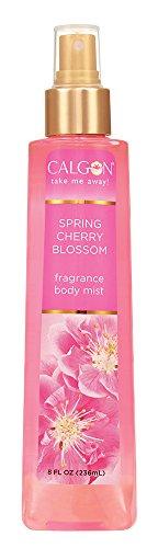 Calgon Fragrance Body Mist (Spring Cherry Blossom, 8-Ounce) (White Cherry Blossom Body Spray compare prices)
