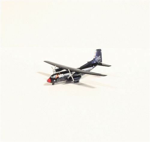 Herpa Wings Christmas 2008 Model C-160 Airplane Model