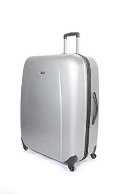"Hard Shell 4 Wheel 24"" Suitcase Trolley Case Bag Hand Luggage Small Medium Large"