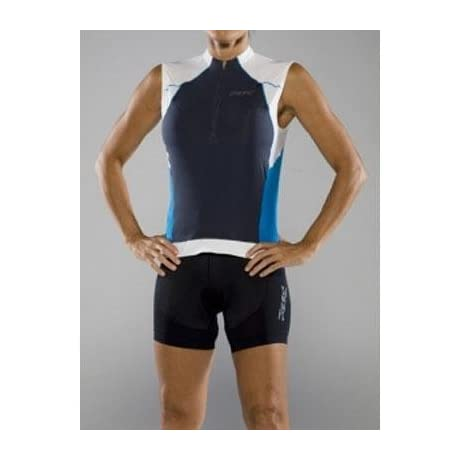 Zoot Sports 2009 Women's ULTRA Cycle Sleeveless Jersey - S9WCT02