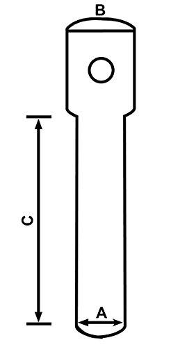 06-6147-Bernardo-Zubehr-fr-pneumatische-Werkstattpressen-Drehdorn-Set-10-tlg-Pneumatische-Werkstattpressen