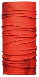 BUFF HIGH UV PROTECTION STARLIGHT ORANGE HEADWEAR