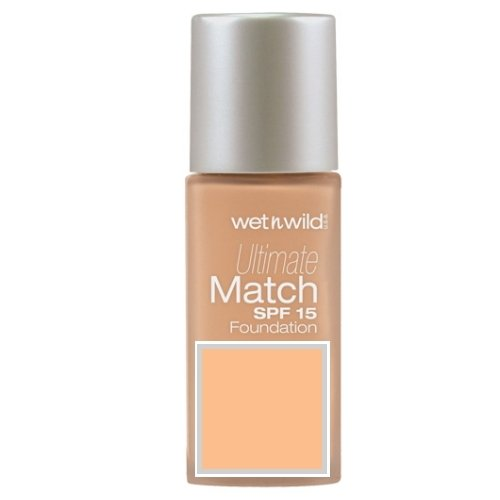 ウェットアンドワイルド Ultimate Match Foundation SPF 15 Nude