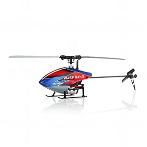 MaxSale Skyartec WASP NANO CPx 3D Brushless RC Helicopter RTF with Color Box