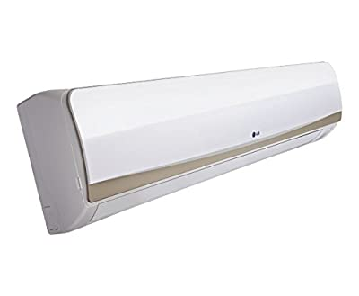 LG LSA3TM3D L-Terminator Split AC (1 Ton, 3 Star Rating, White)