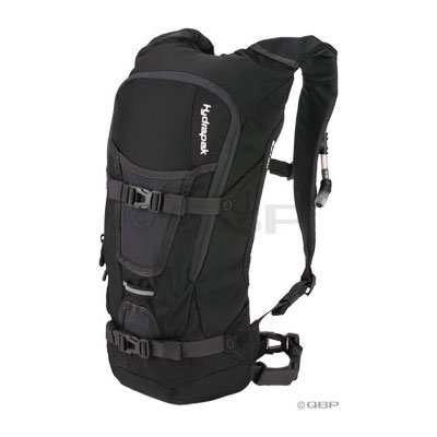 Hydrapak Reyes Hydration Pack: Charcoal; 100oz