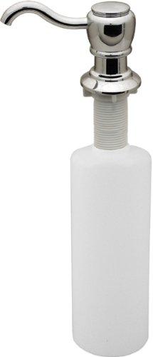 Wellington Polished Chrome Kitchen Sink Soap/Lotion Dispenser