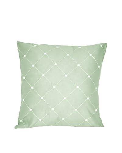 Laura Ashley La Berkley Diamond Dot, Ivory, Dec Pillow