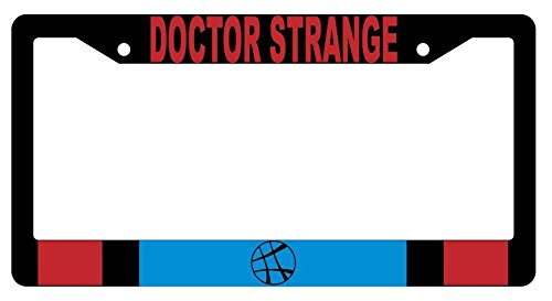 Doctor Strange License Plate Frame