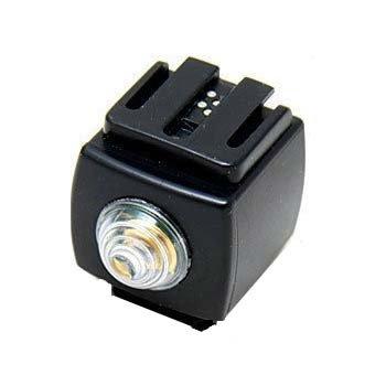 Wireless Hotshoe Hot Shoe Flash Trigger Sync Adapter for Sony alpha A100,A200,A230,A300,A330,A350,A380,A500,A550,A700,A850,A900 Minolta & Flash Flashgun speedlight