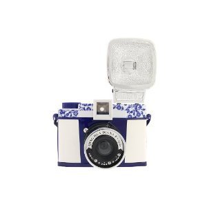Lomography Diana F+ Qing Hua with Flash