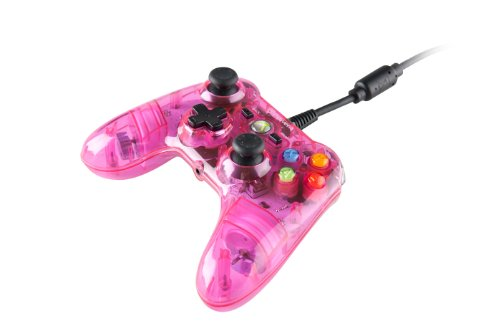 Power A Mini Pro Ex Wired Controller For Xbox 360 - Pink