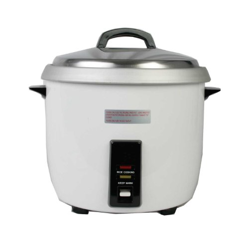 Tiger Chef SEJ50000 30 Cup Rice Cooker & Warmer