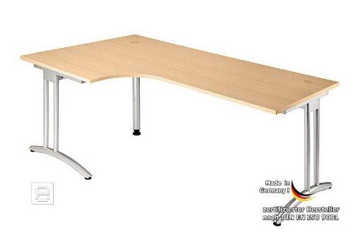 Hammerbacher scrivania angolo BS82