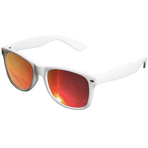 Occhiali da sole MasterDis Likoma Mirror White/Red